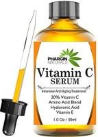 Phargin Naturals Enhanced Vitamin C Serum With Hyaluronic Acid(30 ml)