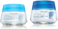 Oriflame Sweden Optimals White Oxygen Boost Day and Night Cream(50 ml)