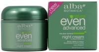 Alba Botanica Even Advanced Night Cream & Daily Cream Combo Set(57 g)