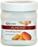 Biocare Almond Face And Body Cream(500 ml)