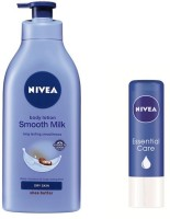 Nivea Smooth Milk with Offer(400 ml)