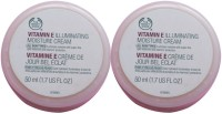 The Body Shop Vitamin E Illuminating Moisture Cream(100 ml)