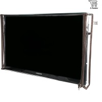View E-Retailer Transparent P.V.C 32 Inch LED/LCD Television Cover (UNIVERSAL) for 32 inch LCD T.V  - 32(Transparent) Laptop Accessories Price Online(E-Retailer)