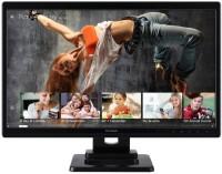 View Sonic 24 inch Full HD LED Backlit Monitor (TD2420)(HDMI, VGA, Inbuilt Speaker)