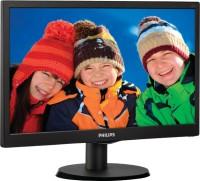 Philips 163V5LSB23/94 15.6 inch LED Backlit LCD Monitor(V-line)