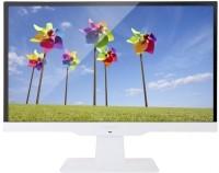 View Sonic 23 inch Full HD LED Backlit Monitor (VX2363Smhl-W)(HDMI, VGA, Inbuilt Speaker)