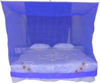 Riddhi Nylon Adults dark blue (7x7) 14mtr square Mosquito Net(Dark Blue)