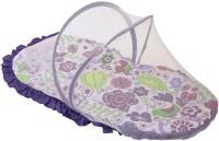 Bacati Kids Botanical Mosquito Net(Multicolor)