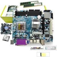 Zebronics ZEB-945 Motherboard(Green)
