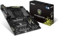 MSI X99A WORKSTATION Motherboard(Black)