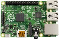 Raspberry Pi A-Revision - RKI-1591 Motherboard(Green)