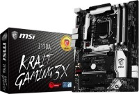 MSI Z170A KRAIT GAMING 3X Motherboard(Black)