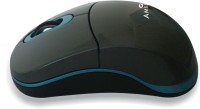 Amkette FIO Wireless Wireless Optical Mouse(USB, Black)