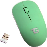 View TacGears Rose Wireless Optical Mouse(USB, Green) Laptop Accessories Price Online(TacGears)