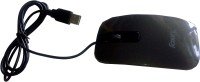 View Foxin FOM8018 Wired Optical Mouse(USB, Black) Laptop Accessories Price Online(Foxin)