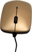 speed USB DIGIO. Wired Optical  Gaming Mouse(USB, Gold.)