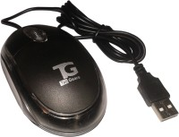 View TacGears TG-WM-6001 Wired Optical Mouse Wired Optical Mouse(USB, Black) Laptop Accessories Price Online(TacGears)