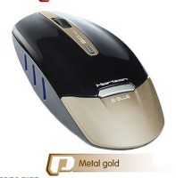 View E-Blue EMS136GD Wireless Optical Mouse(USB, Gold) Laptop Accessories Price Online(E-Blue)
