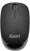 View Foxin FWM 9009 Wireless Optical Mouse(USB, Black) Laptop Accessories Price Online(Foxin)