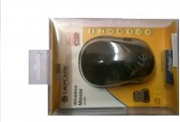 View Lapcare WL300 Wireless Optical Mouse(USB, Black) Laptop Accessories Price Online(Lapcare)