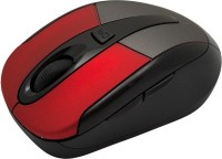speed Mini 2.4 ghz Wireless Optical Mouse  with Bluetooth(Red, Grey)