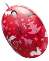 View iStyle iEgg Wired Optical Mouse(USB, Red) Laptop Accessories Price Online(iStyle)