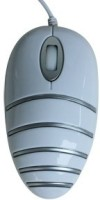 View KolorFish C138 USB Wired Mouse Wired Optical Mouse(USB, White) Laptop Accessories Price Online(Kolorfish)