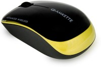 Amkette Element Wireless Optical Mouse(USB, Gold)