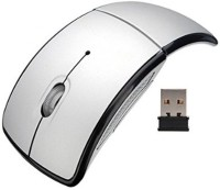 View Alfa Mart Folding Arc PC Laptop Wireless Optical Mouse(USB, Multicolor) Laptop Accessories Price Online(Alfa Mart)