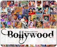 Allthingscustomized Bollywood Mousepad(Multicolor)