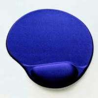 View Compart 1234 Mousepad(Blue) Laptop Accessories Price Online(Compart)