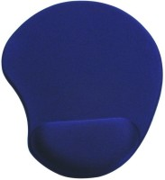 Speed Super Comfort Gel (Pack of 10) Mousepad(Blue)