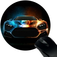 HuppmeGift Car Mousepad(Multicolor)