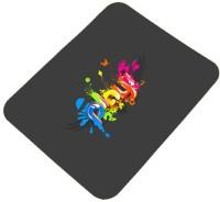 View Clapcart India Designer Printed MP-121 Mousepad(Multicolor) Laptop Accessories Price Online(Clapcart India)
