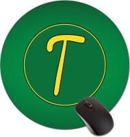 Tied Ribbons 63 Mousepad(Green)