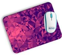 View Shoppers Bucket Lavender Mousepad(Milti Color) Laptop Accessories Price Online(Shoppers Bucket)
