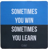 View QuoteSutra sywsyl-MP Mousepad(Blue, Black) Laptop Accessories Price Online(QuoteSutra)