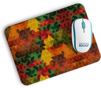 View Shoppersbucket Tryp Mousepad(Multicolor) Laptop Accessories Price Online(Shoppersbucket)