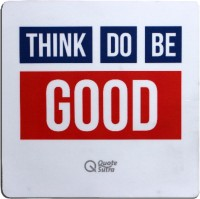 View QuoteSutra tgdgbg-MP Mousepad(White) Laptop Accessories Price Online(QuoteSutra)