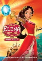 Elena of Avalor: Ready To Rule - DVD(DVD English)