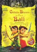 Chhota Bheem and the Throne of Bali(DVD English)