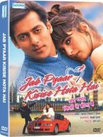 Jab Pyaar Kisise Hota Hai - DVD(DVD Hindi)