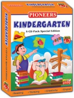 KINDERGARTEN SPECIAL EDITION(Blu-ray English)