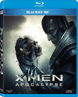 X-Men: Apocalypse 3D Blu Ray(3D Blu-ray English)