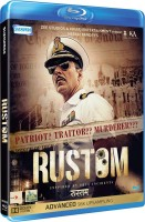 Rustom(Blu-ray Hindi)