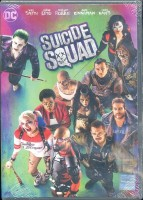 Suicide Squad – DVD(DVD English)