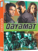 Qayamat - City Under Threat - DVD(DVD Hindi)