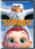 Storks(DVD English)
