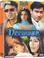 Deewane - DVD(DVD Hindi)