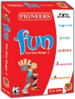 FUN FOR KEY STAGE-1(VCD English)